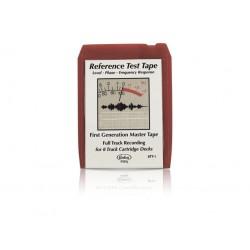 8 Track Cartridge Test Tape